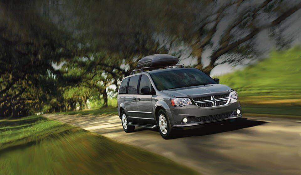 Dodge Grand Caravan 2015 - Minivan vers�til