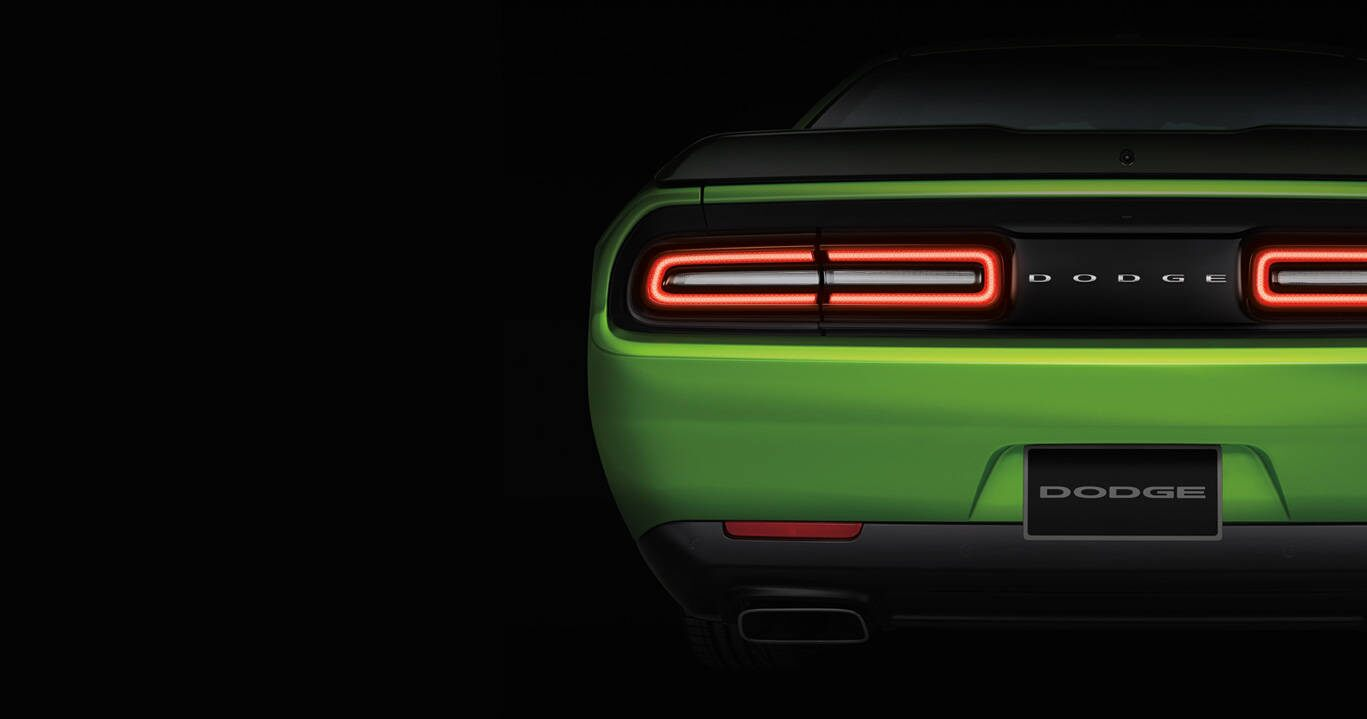 Dodge Challenger Faros