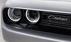 Parrilla reticular de Dodge Challenger 2016