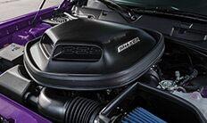 Motor HEMI V8 de Dodge Challenger 2016