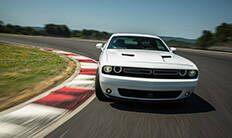 Dodge Challenger 2016: faros antiniebla