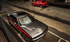 Dodge Challenger R/T Classic 2016: grupo de apariencia