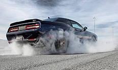 Dodge Challenger SRT 392 2016: caballos de fuerza