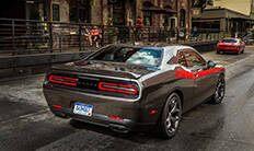 Dodge Challenger R/T Plus 2016: Faros traseros