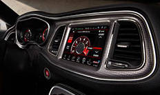 Páginas de desempeño Dodge Challenger 2016