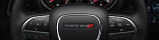 Características interiores del Dodge Challenger
