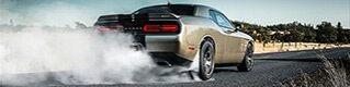 Galería de imágenes de desempeño del Dodge Challenger