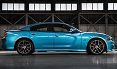 Dodge Charger Scat Pack 2016