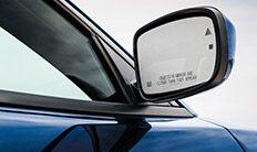 Espejos exteriores con calefacción del Dodge Charger 2016
