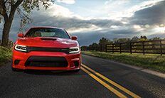 MPG del Dodge Charger SRT Hellcat 2016