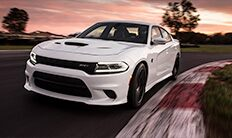 Admisión de aire del Dodge Charger SRT Hellcat 2016