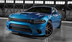 Parrilla del Dodge Charger R/T Scat Pack 2016