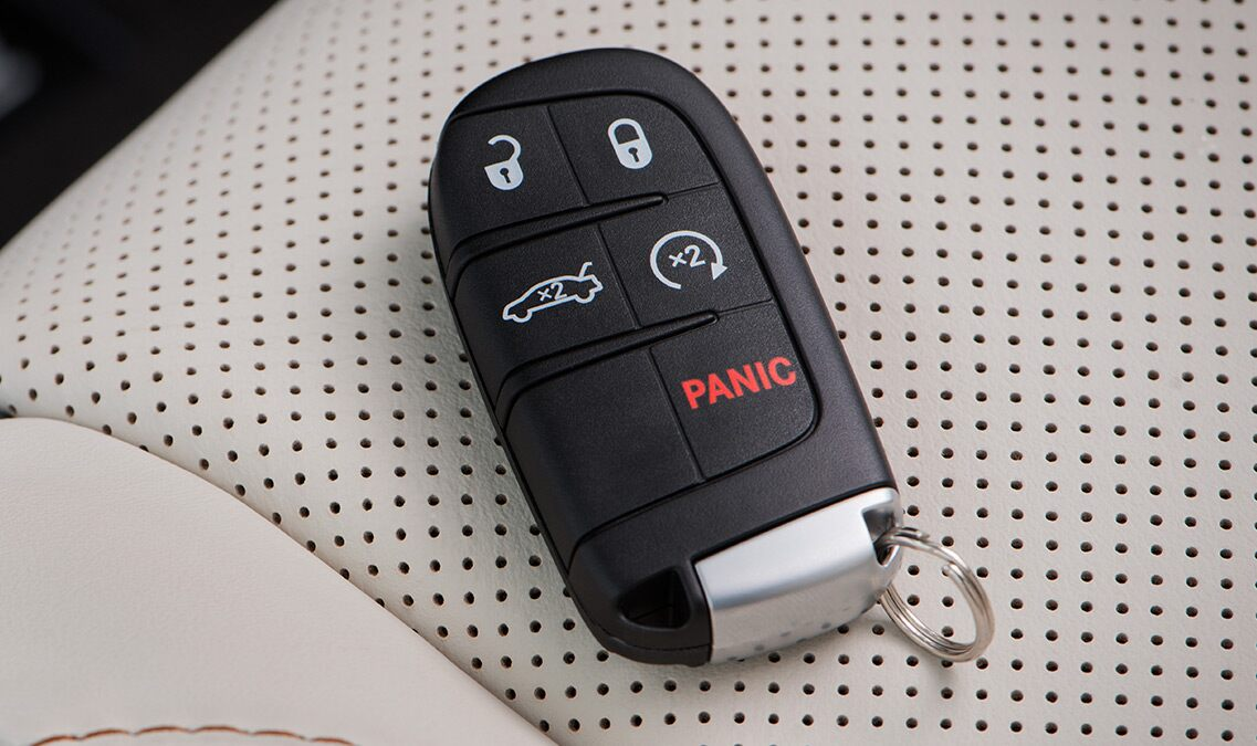 Keyless Enter 'N Go del Dodge Charger SXT 2016