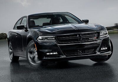 Dodge Charger 2016: parrilla reticular