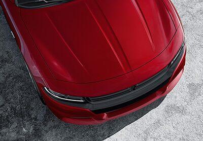 Capó del Dodge Charger 2016