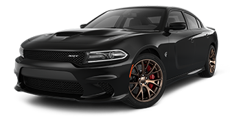 Dodge Charger SRT Hellcat 2016
