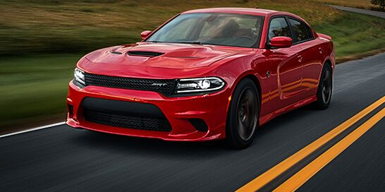 Dodge Charger 2016: eficiencia de combustible