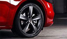 Dodge Dart GT 2016: suspensión deportiva