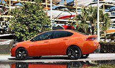 Dodge Dart Blacktop 2016 en Go Mango
