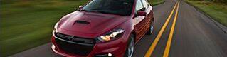 Características de eficiencia de combustible del Dodge Dart