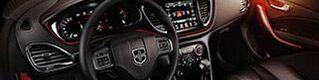 Galería de imágenes del interior del Dodge Dart