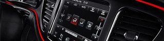 Galería de imágenes de tecnología del Dodge Dart