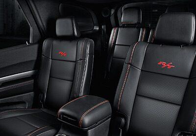 Asientos para pasajeros del Dodge Durango 2016