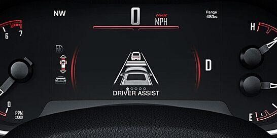 Dodge Durango 2016 con advertencia de colisión Uconnect