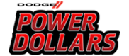 Logo de Dodge Power Dollars
