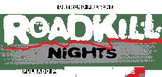 Logo de transmisión en vivo de Roadkill Nights
